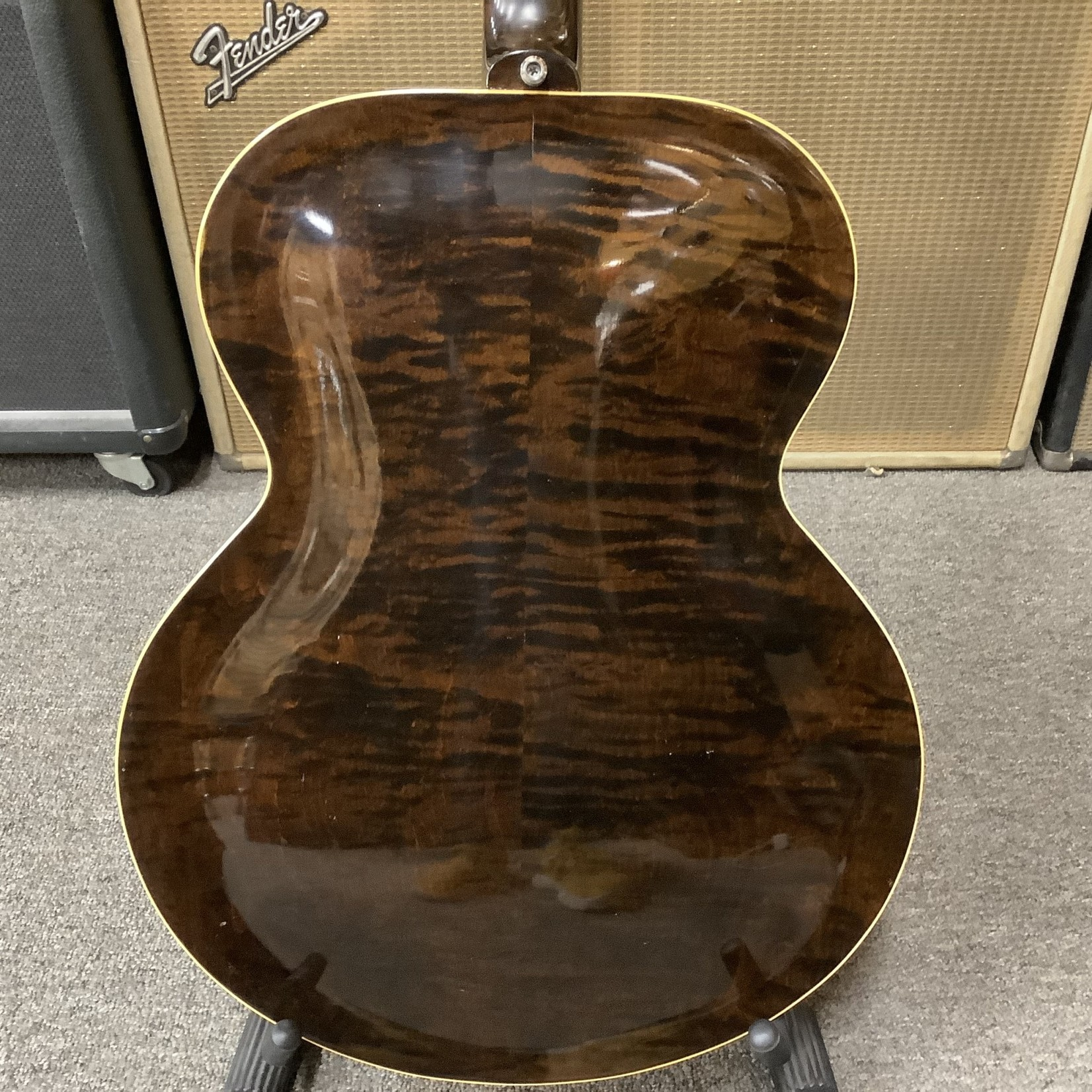Gibson Late 40's Gibson ES-150 Sunburst Single P-90