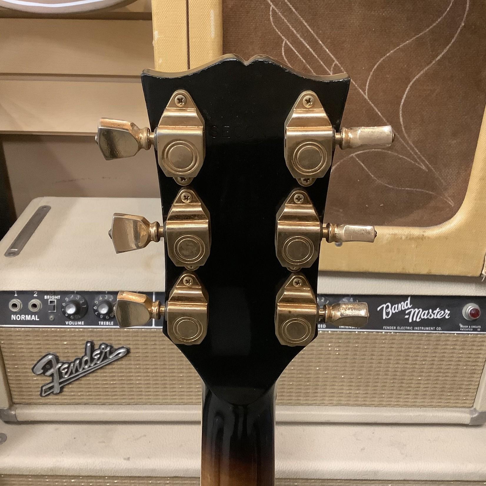 "Gibson 1979 Gibson Byrdland ""Second"" Sunburst"