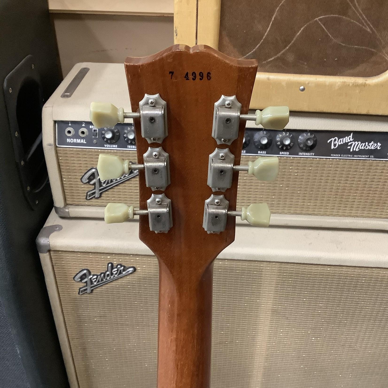 Gibson Gibson Les Paul R7 Gold Top Reissue