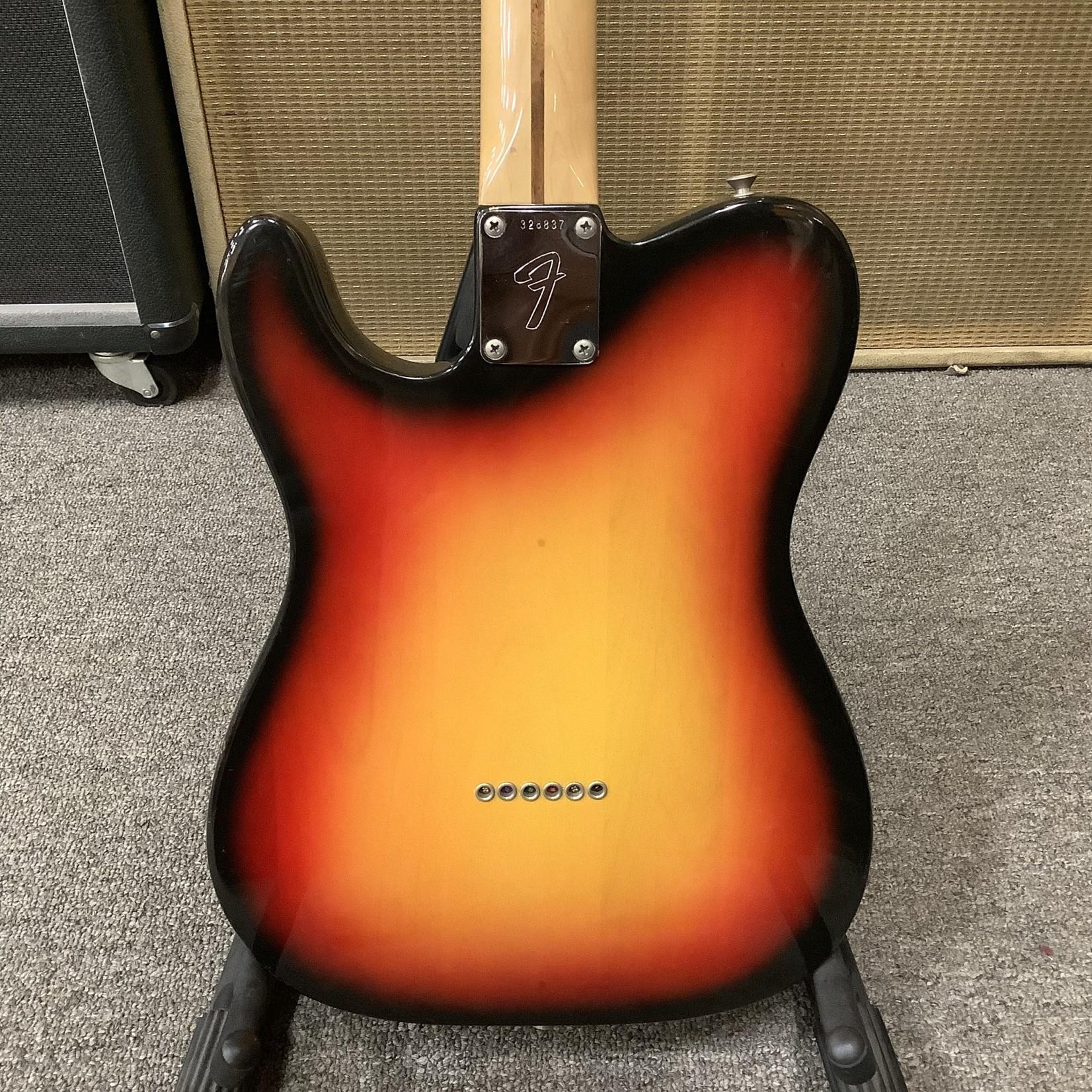 Fender 1972 Fender Telecaster Sunburst