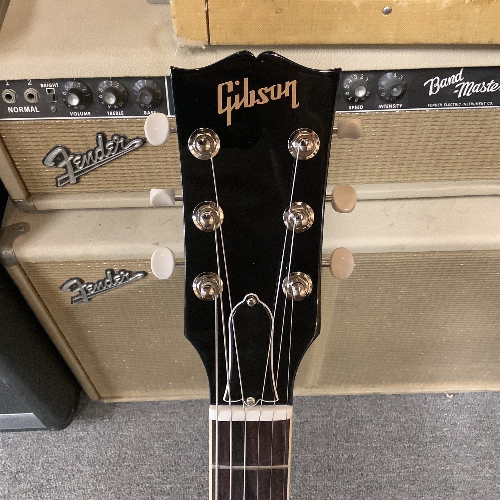 Gibson New Gibson SG Special Faded Pelham Blue