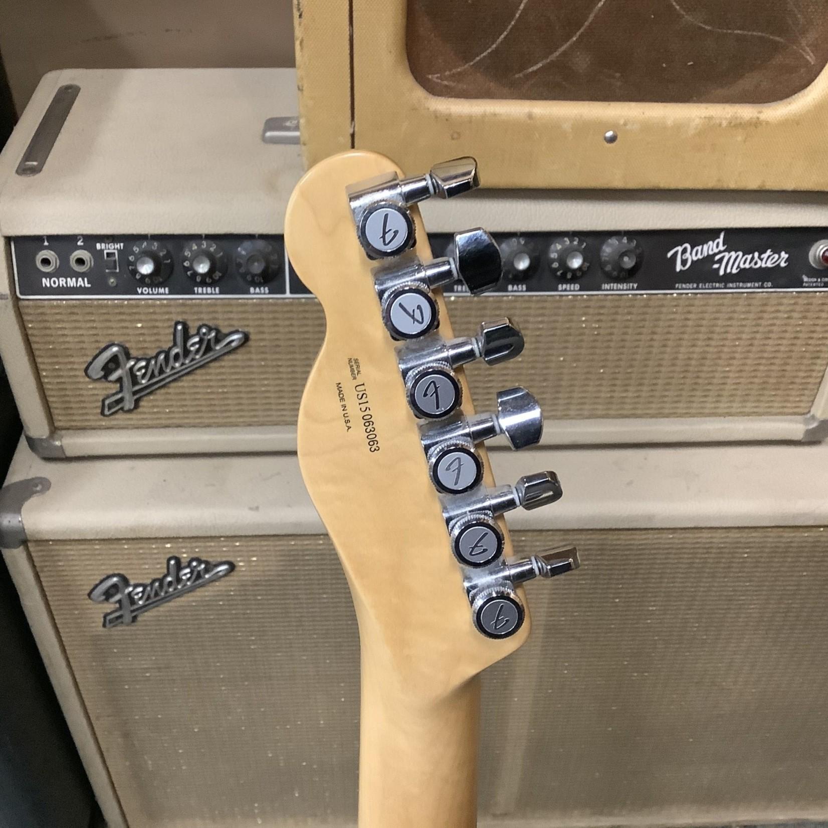 Fender 2015 Fender Elite Telecaster Mystic Black