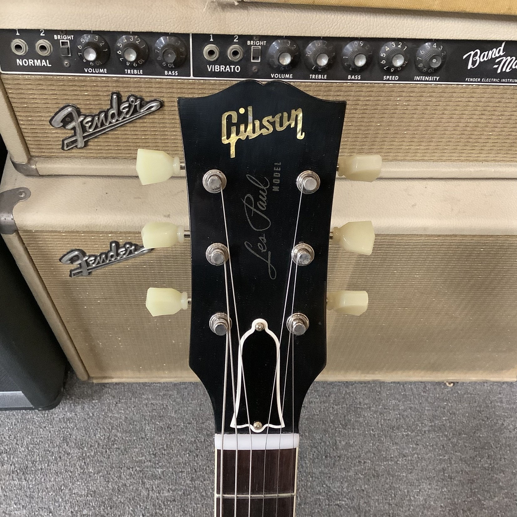 Gibson New Gibson Les Paul Southern Fade Ultra Light Murphy Lab