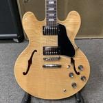 Gibson 2020 Gibson ES-335 Blond, Flames