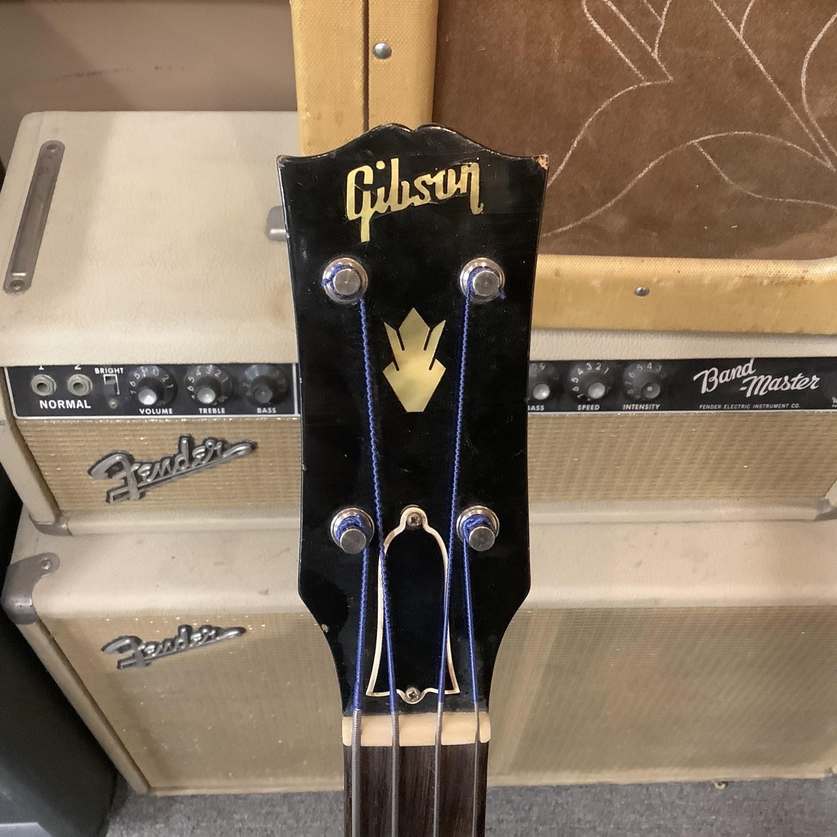 Gibson 1959 Gibson EB2 Bass Sunburst Banjo Tuners