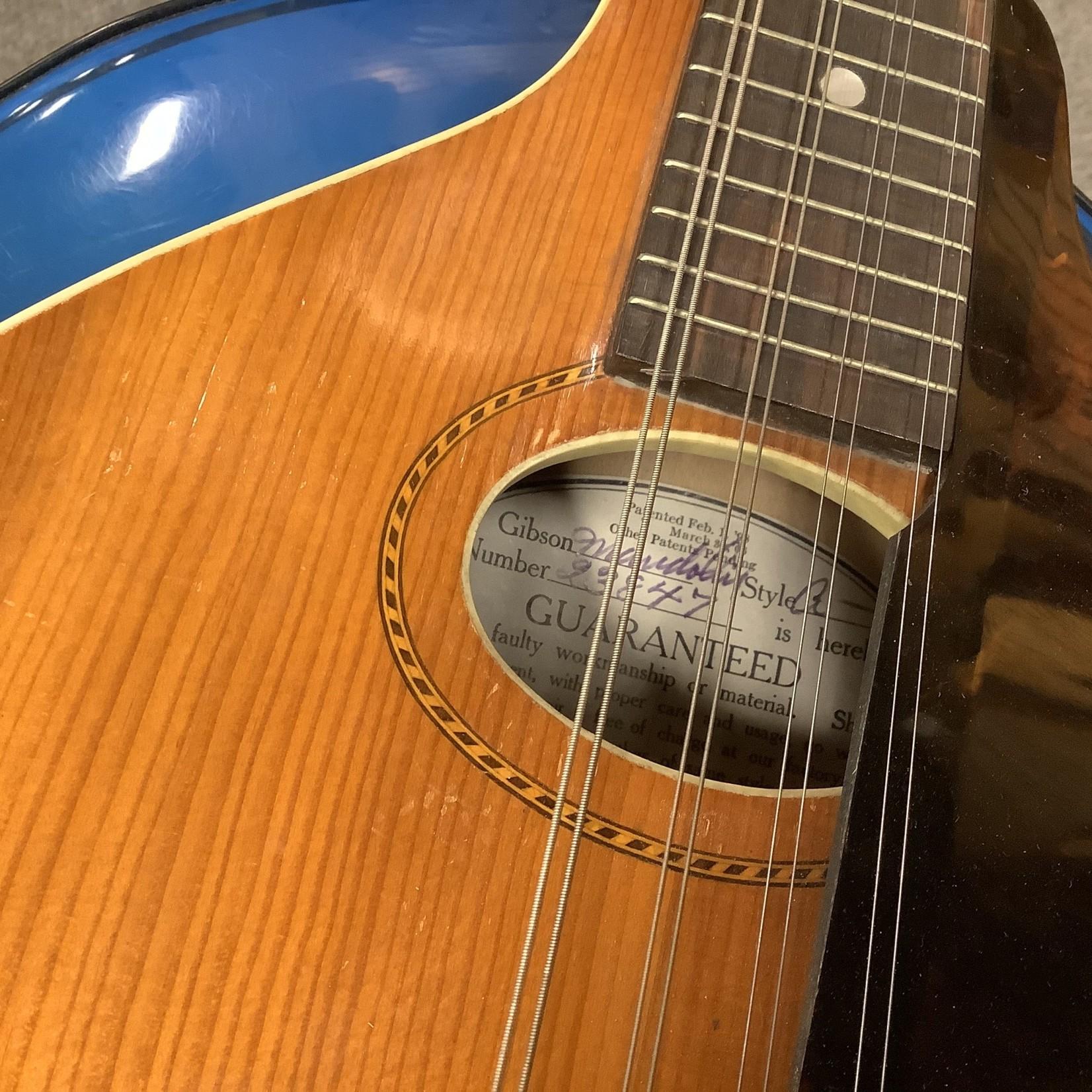 Gibson 1915 Gibson Style A Mandolin
