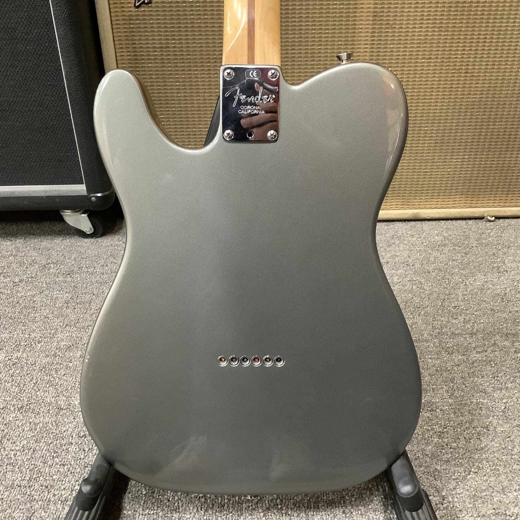 Fender 2004-5 Fender Telecaster H-S Maple Neck, Charcoal Sparkle