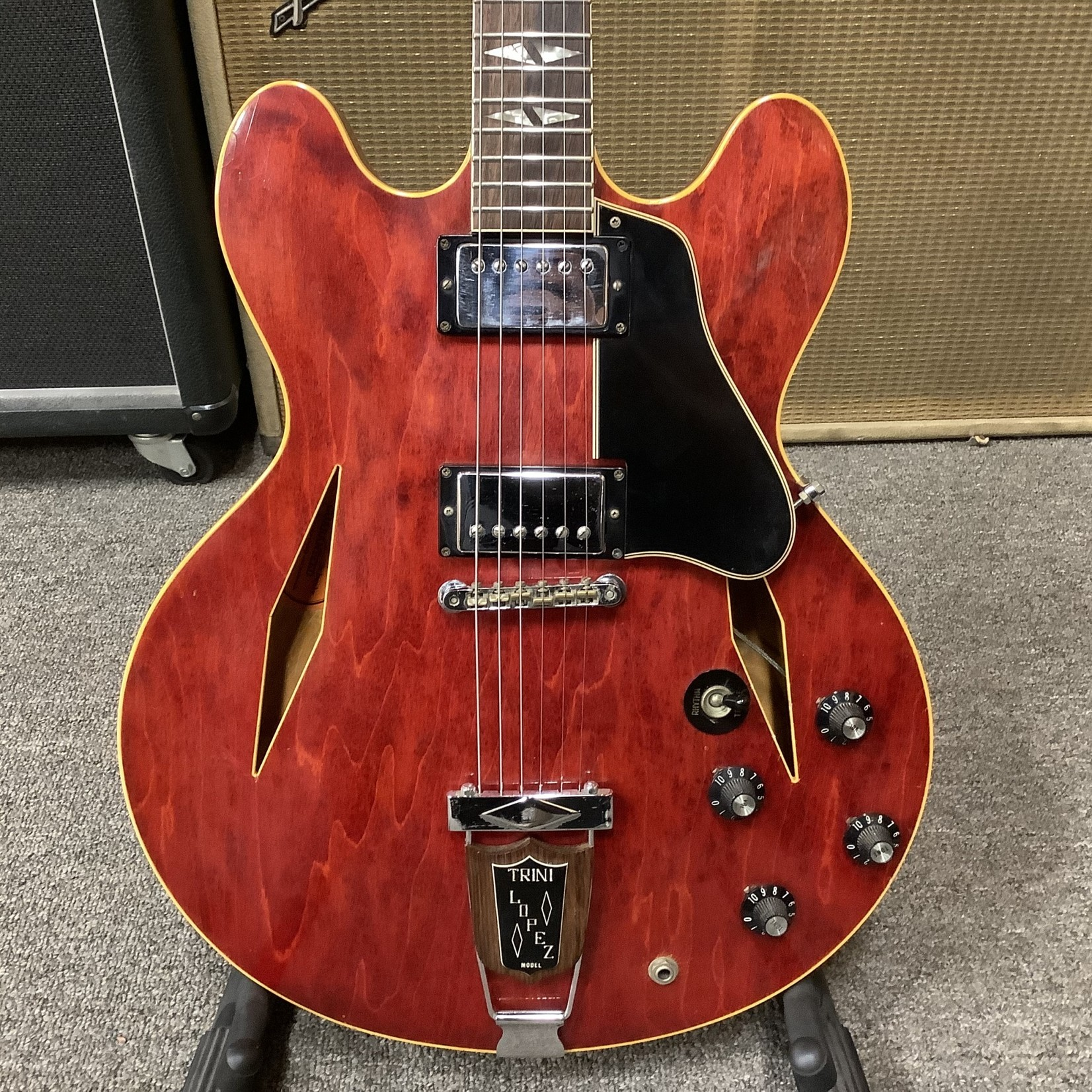 Gibson 66-67 Gibson Trini Lopez Standard Cherry
