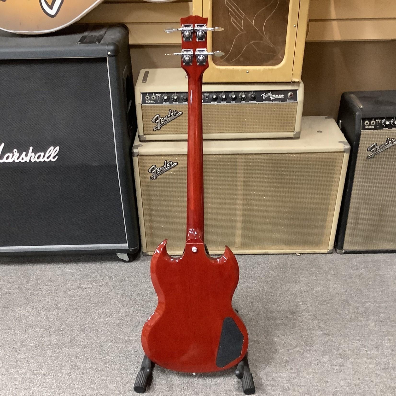 Gibson 2018 Gibson SG Standard Bass Lefty