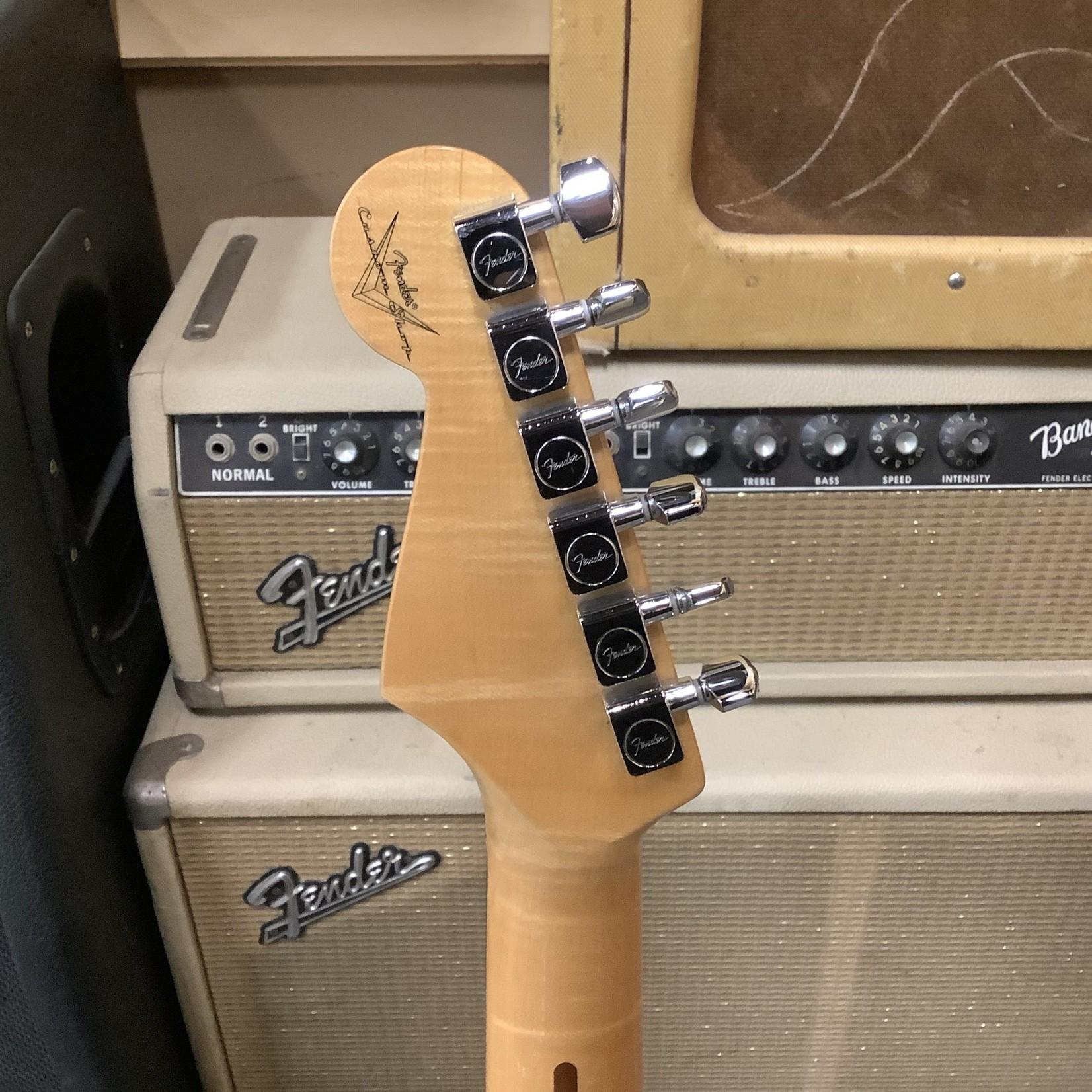 Fender 2013 Fender Custom Shop Stratocaster Sunburst HSS Rosewood