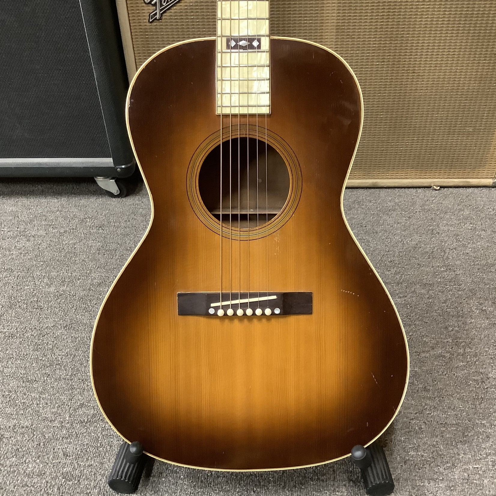 """Gibson 1930's Gibson """"Century of Progress"""" Refinished & Repaired"""