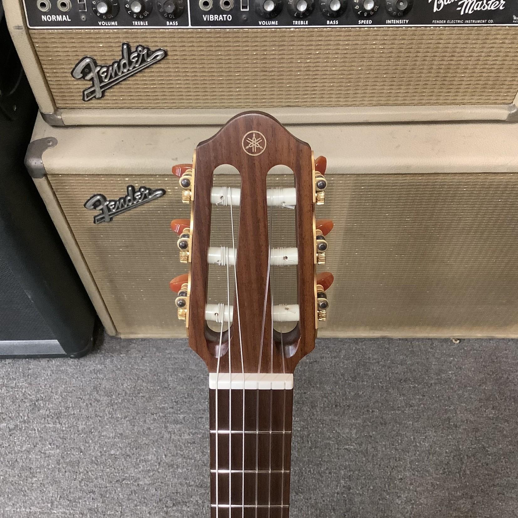 Yamaha Yamaha SLG-100N Silent Guitar-Nylon
