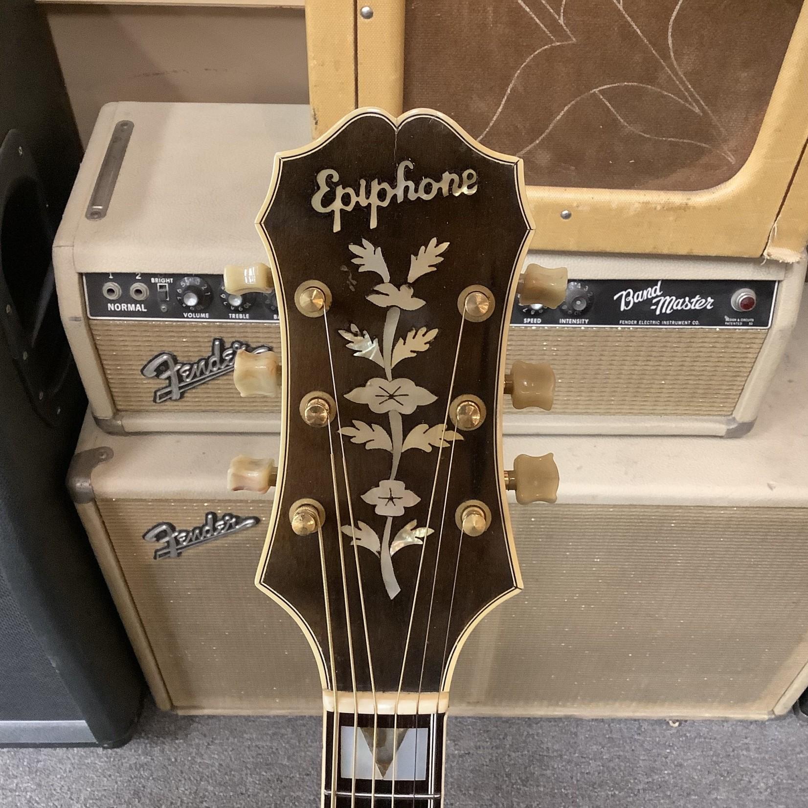 Epiphone 1951 Epiphone Emperor Blonde Cutaway
