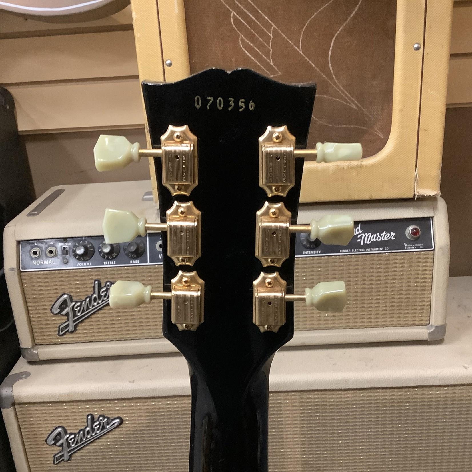 Gibson 2007 Gibson Les Paul '60 Classic Reissue Black