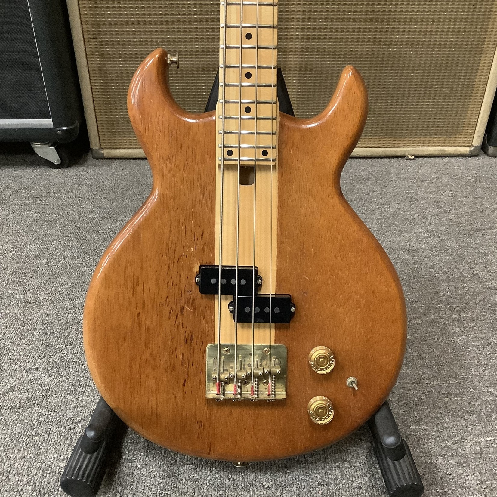 S.D. Curlee 1977 SD Curlee Bass