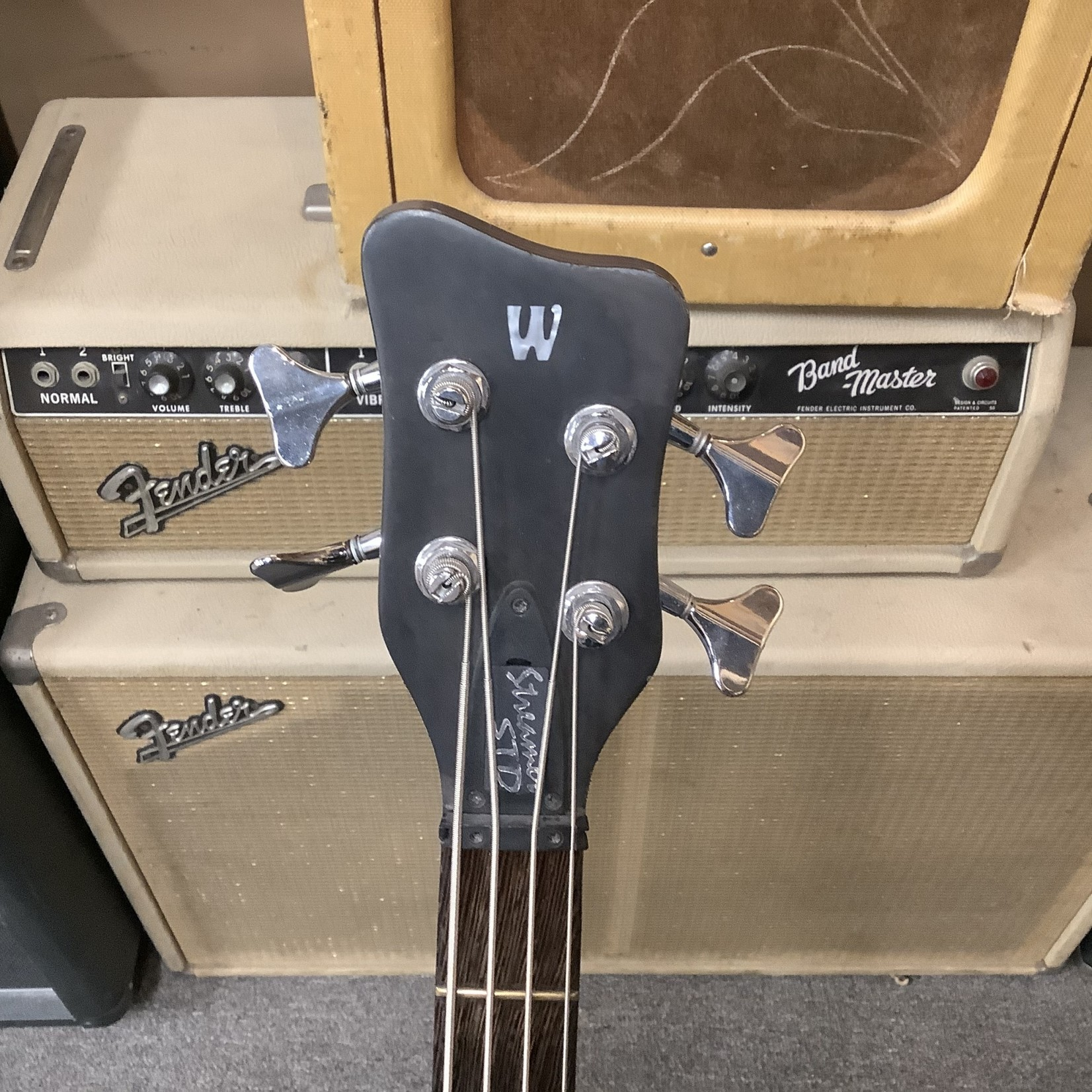Warwick Warwick Streamer Std Bass Red