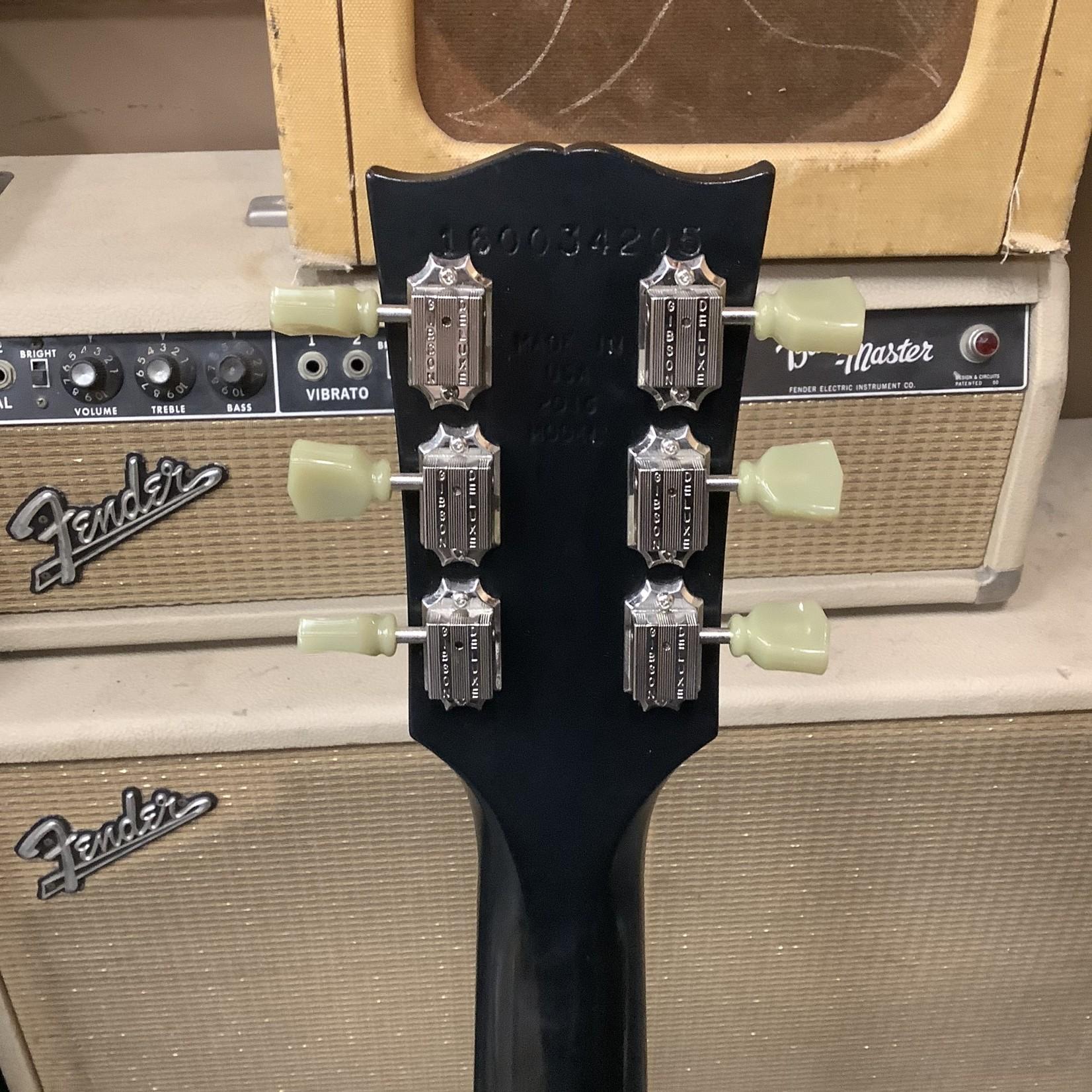 Gibson 2016 Gibson Les Paul Studio - DiMarzio Humbucker Added