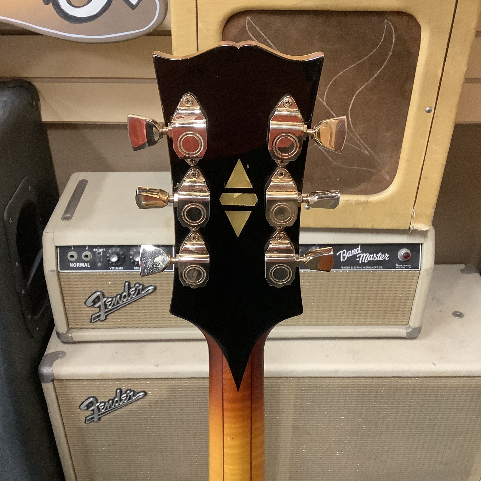 Gibson 1969 Gibson Super 400 Sunburst