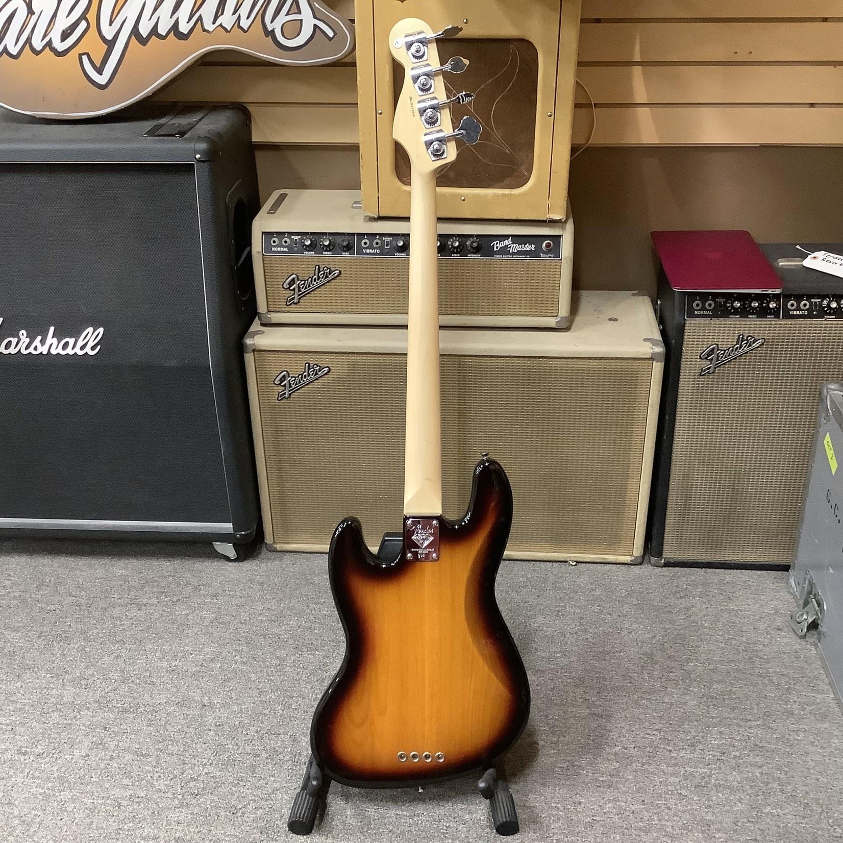 Fender Fender 60th Anniversary Limited Edition Jazz Bass Sunburst Rosewood
