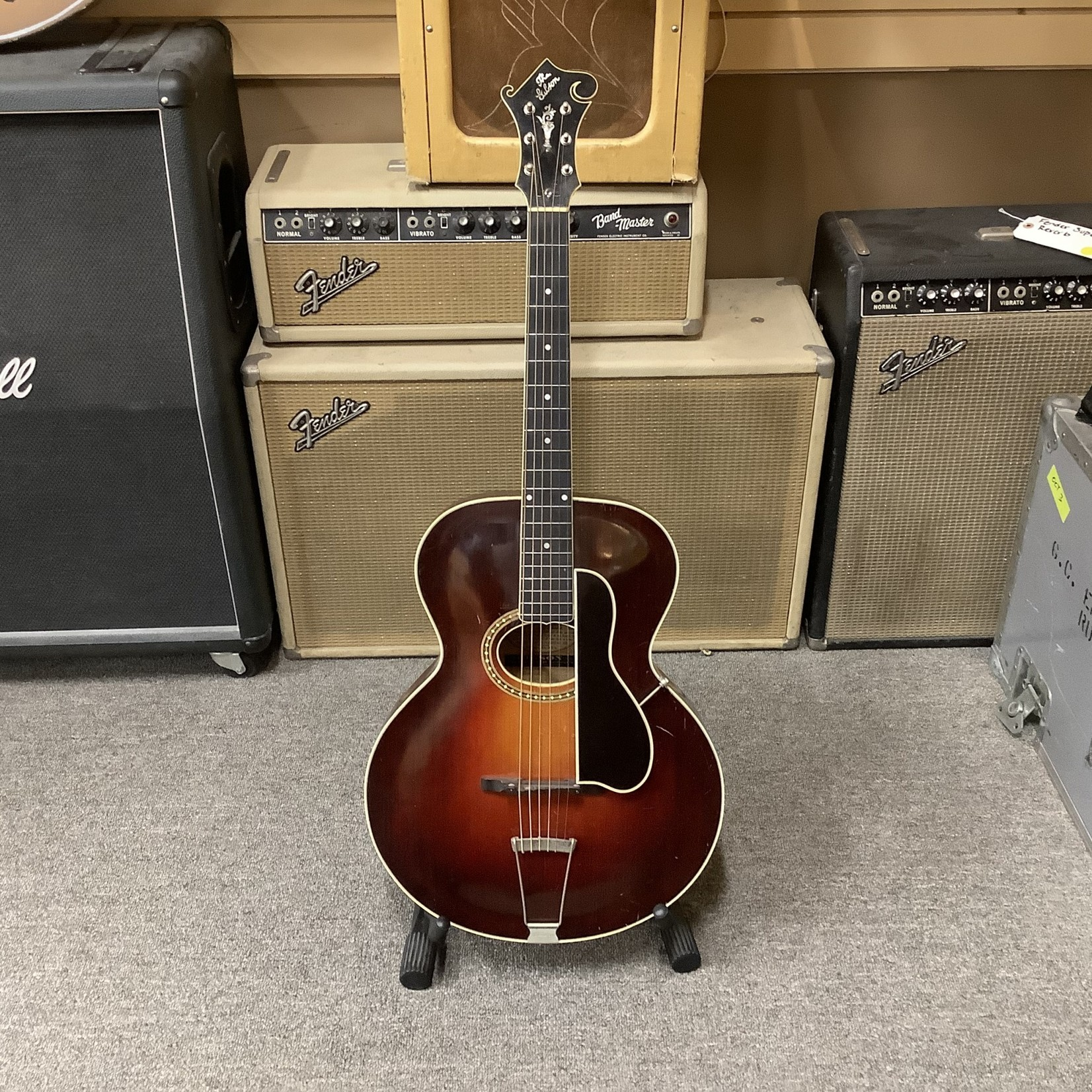 Gibson 1928 Gibson L-4 Special Mandolin Headstock- Rare