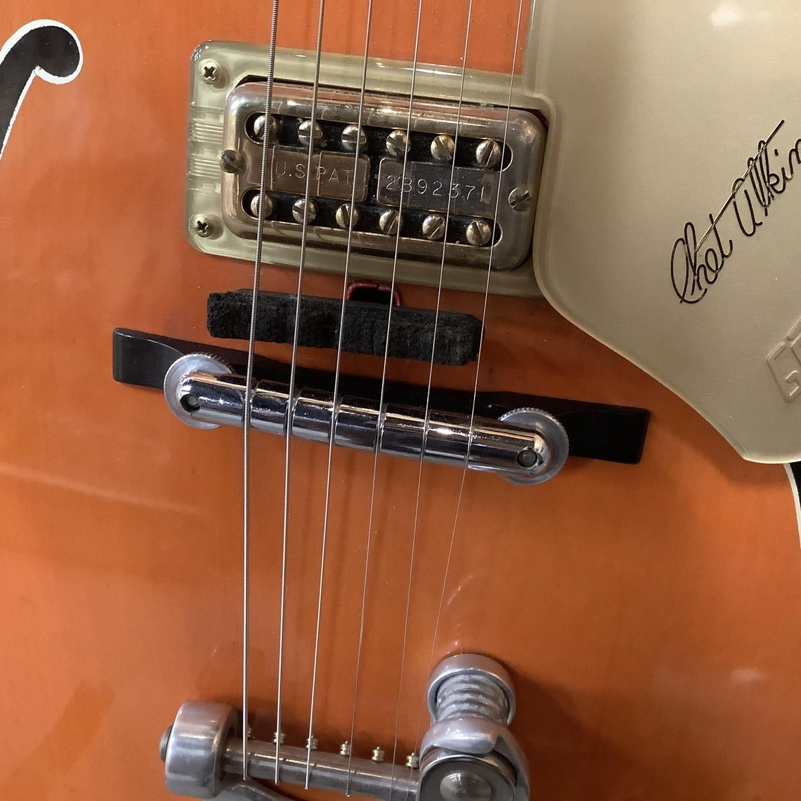 Gretsch 1962 Gretsch 6120 Double Cut, Western Orange