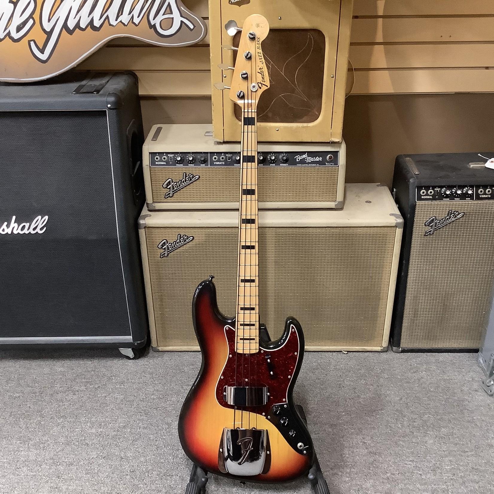 Fender 1973 Fender Jazz Bass Sunburst