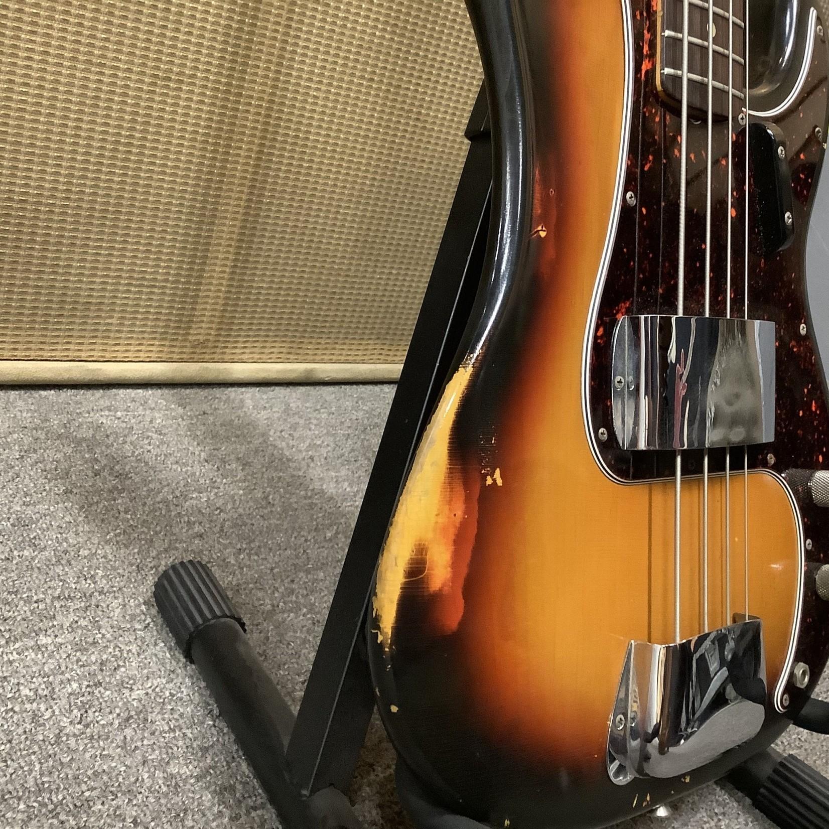 Fender 1966 Fender P-Bass Sunburst