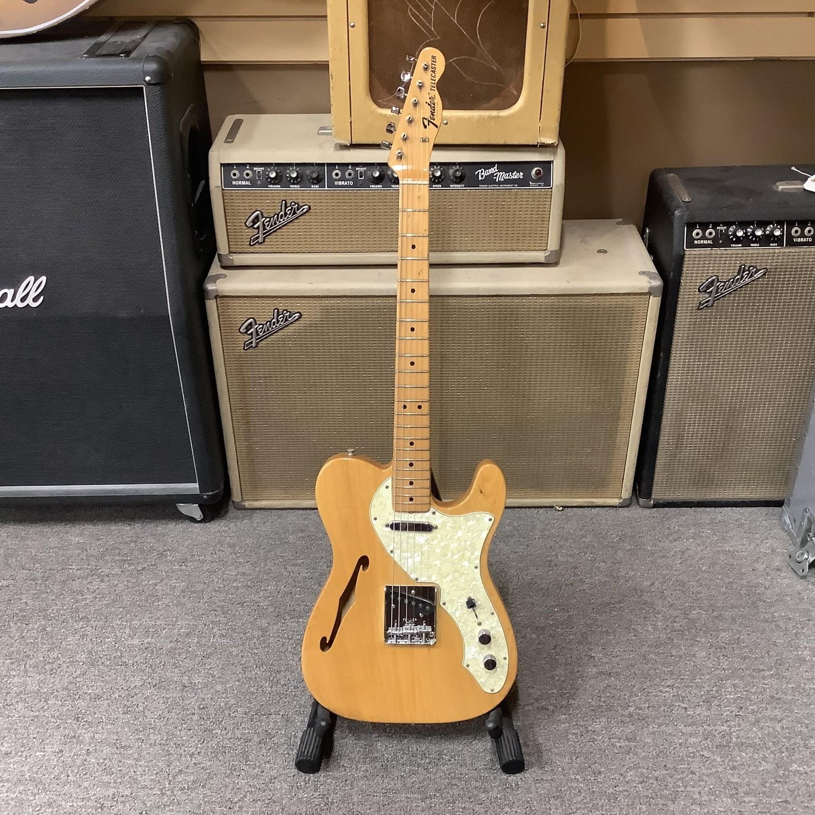 Fender 1968 Fender Thinline Telecaster White/Pearl