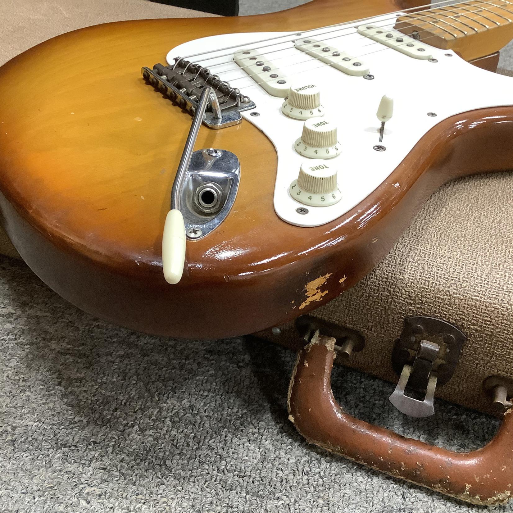 Fender 1954 Fender Stratocaster Refinished, Refretted