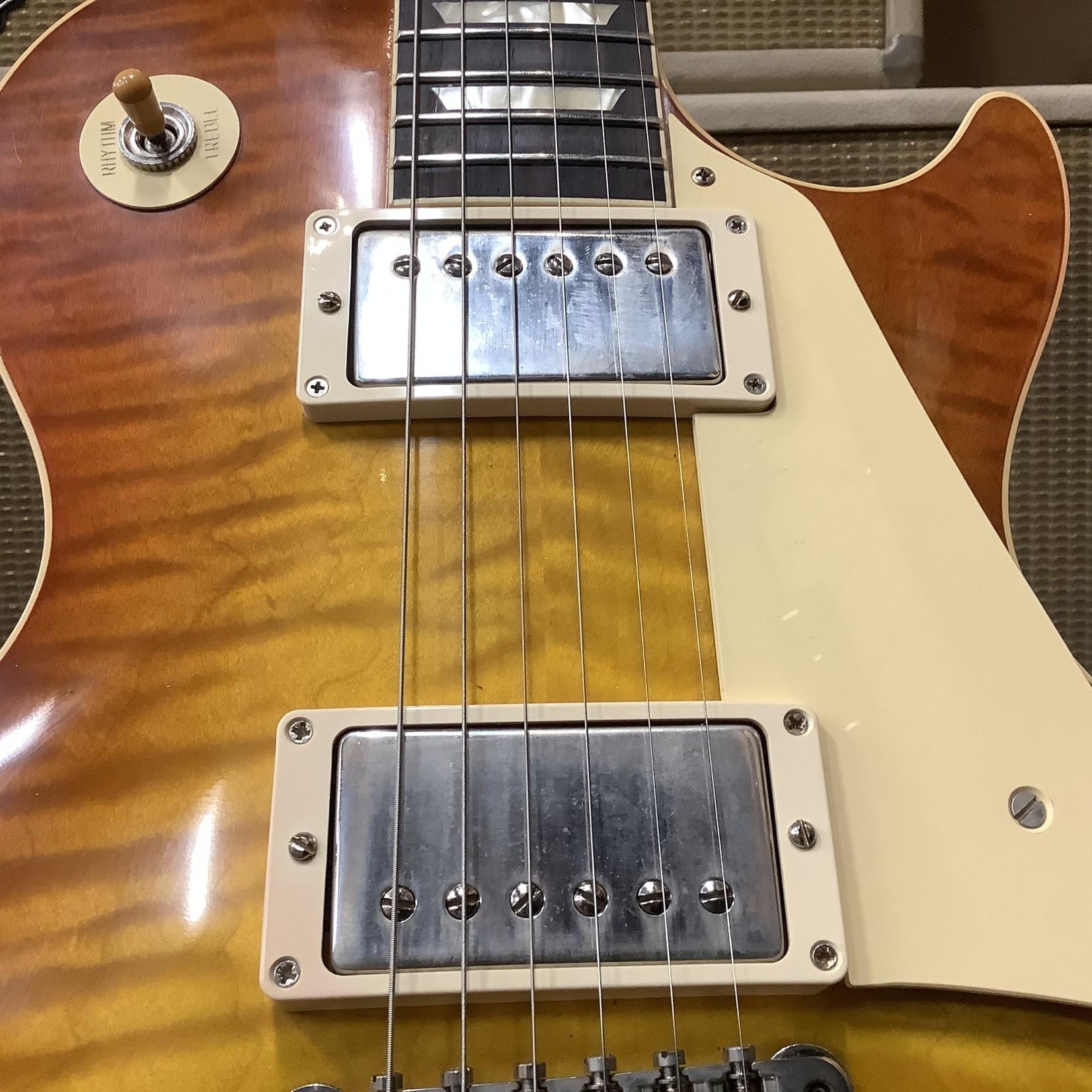Gibson 2020 Gibson Les Paul R9 Iced Tea Burst