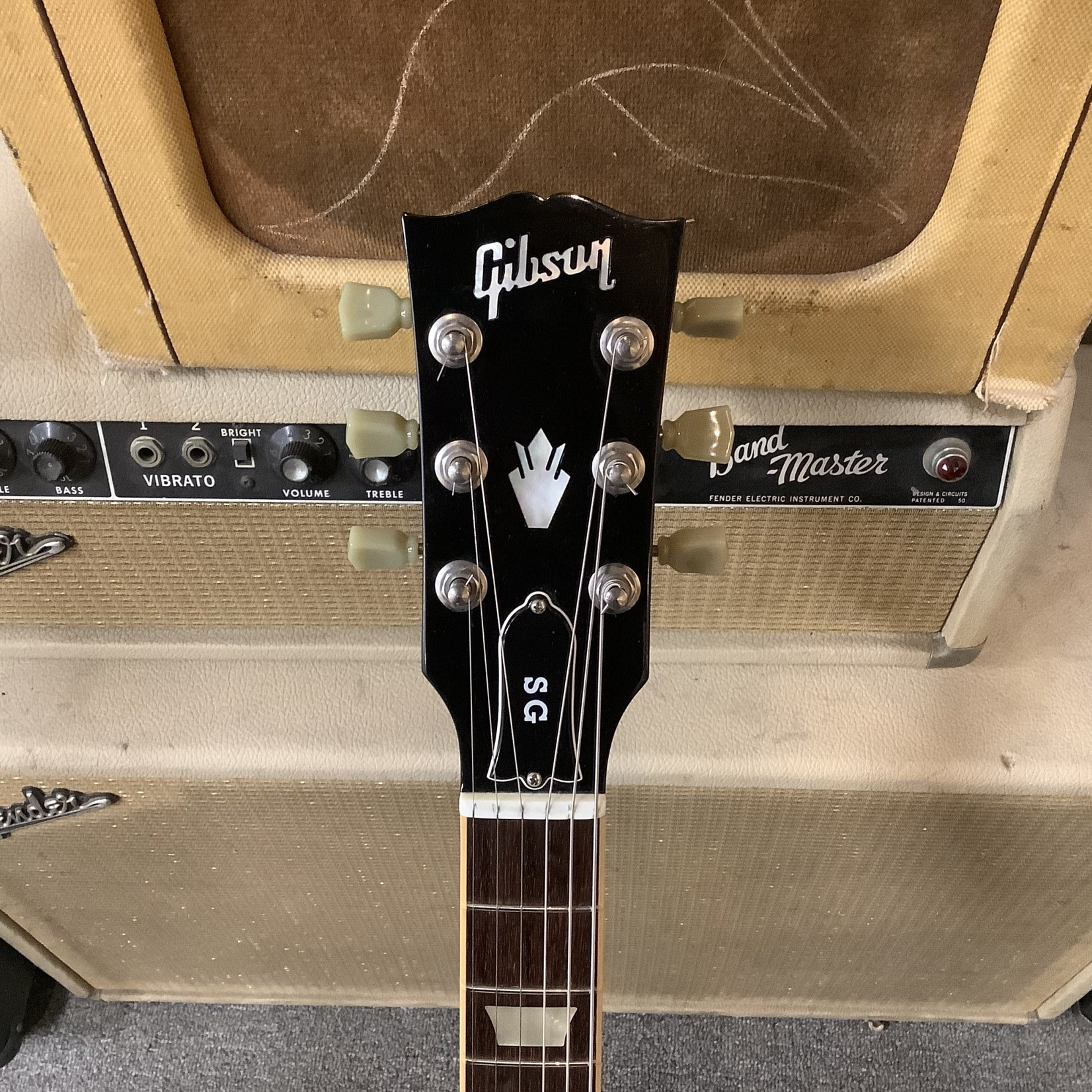 Gibson 2007 Gibson SG Standard Left Handed Cherry