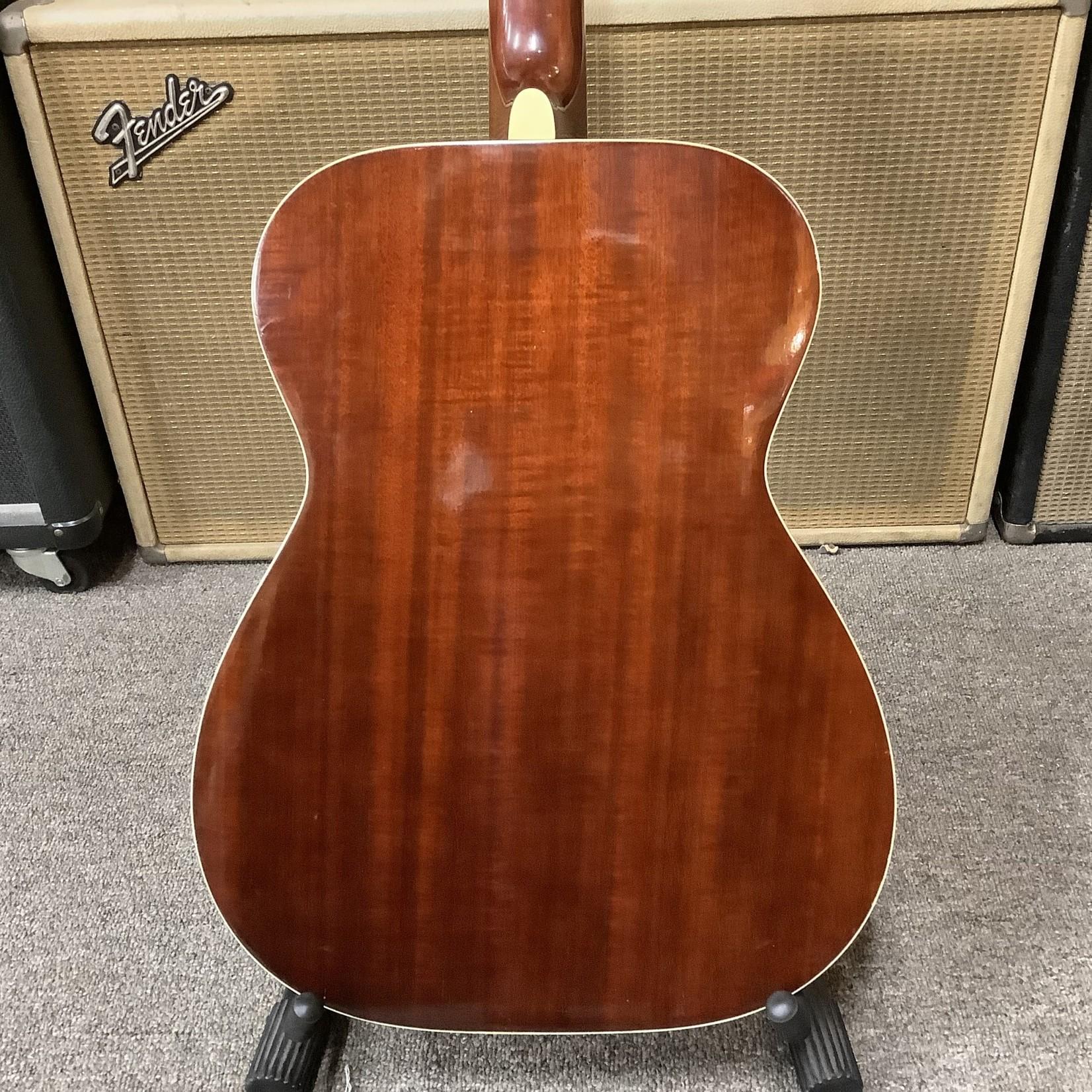 Harmony 1960's Harmony H168 On-One-Side Tuners