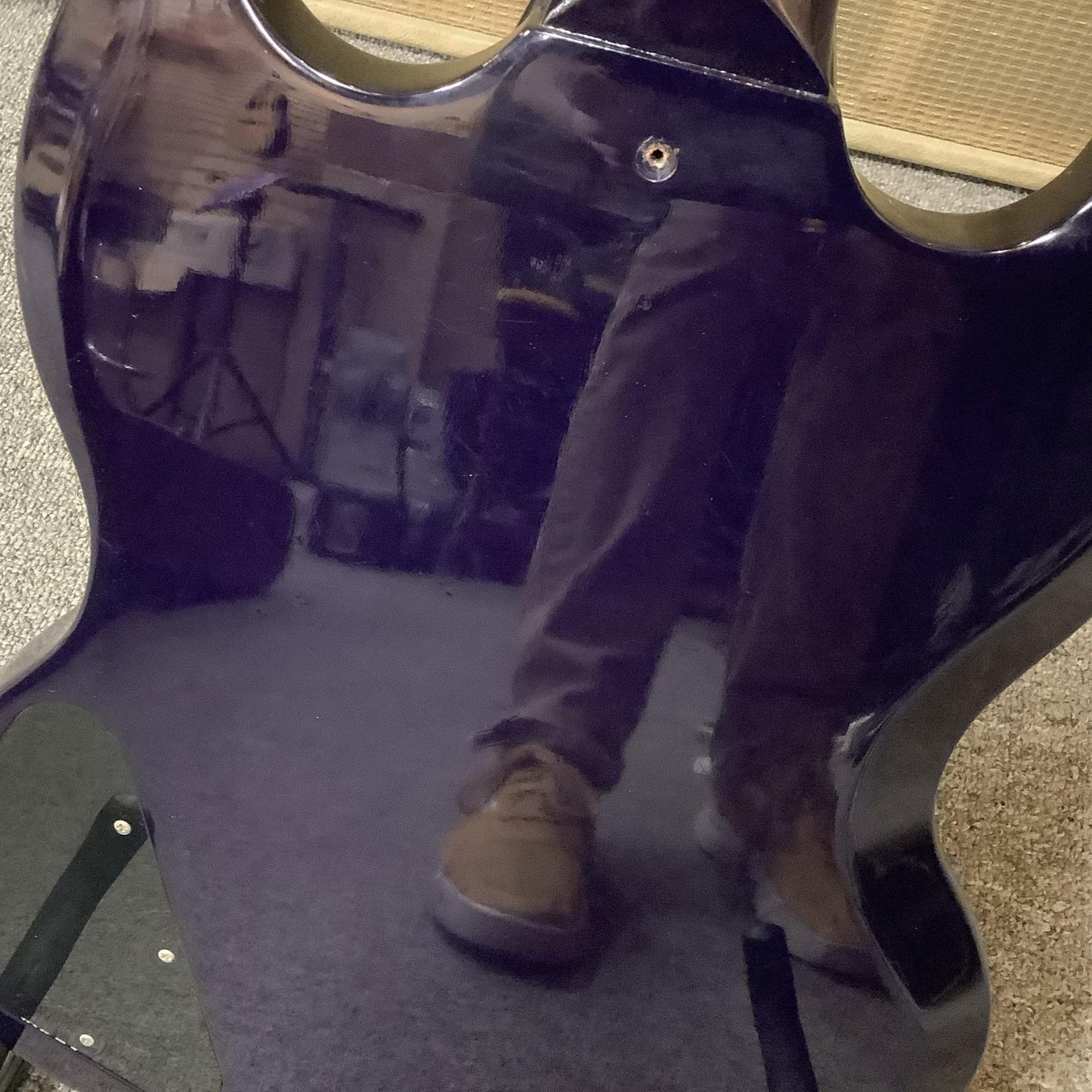 Gibson 2000 Gibson SG Custom-Blue Flame