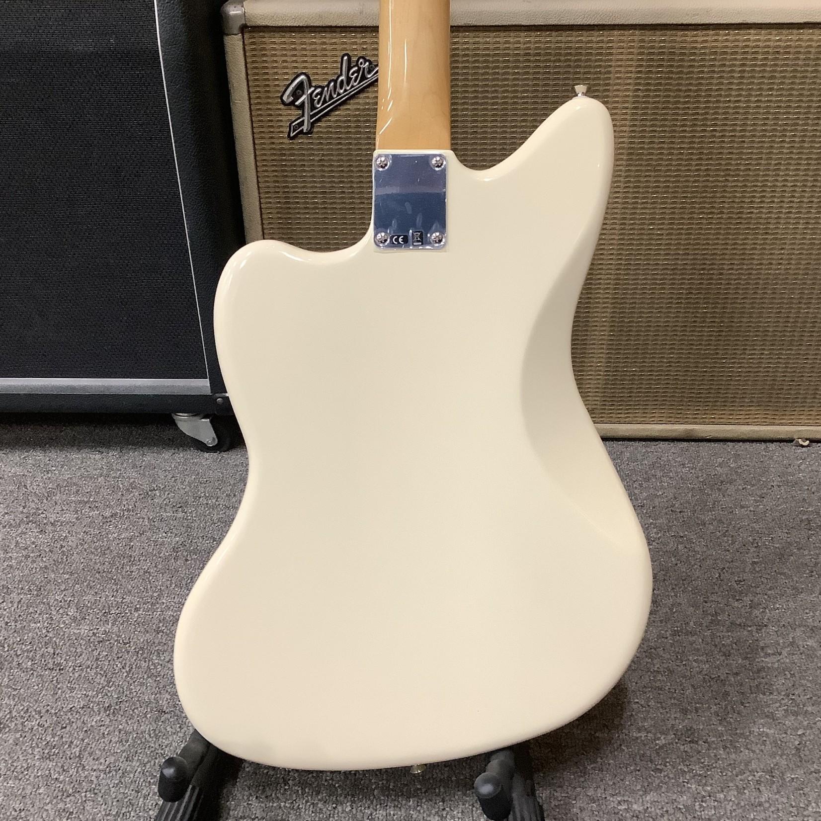 Fender Brand New Fender Vintera '60's Jazzmaster Olympic White, Pau Ferro Board