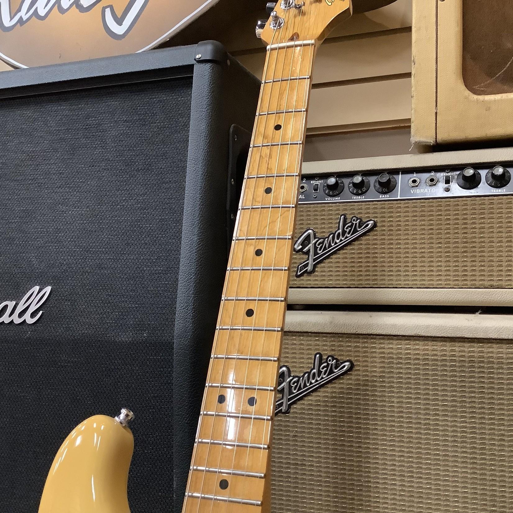 """Fender 1983 Fender Stratocaster """"Dan Smith"""" Ivory Cream"""