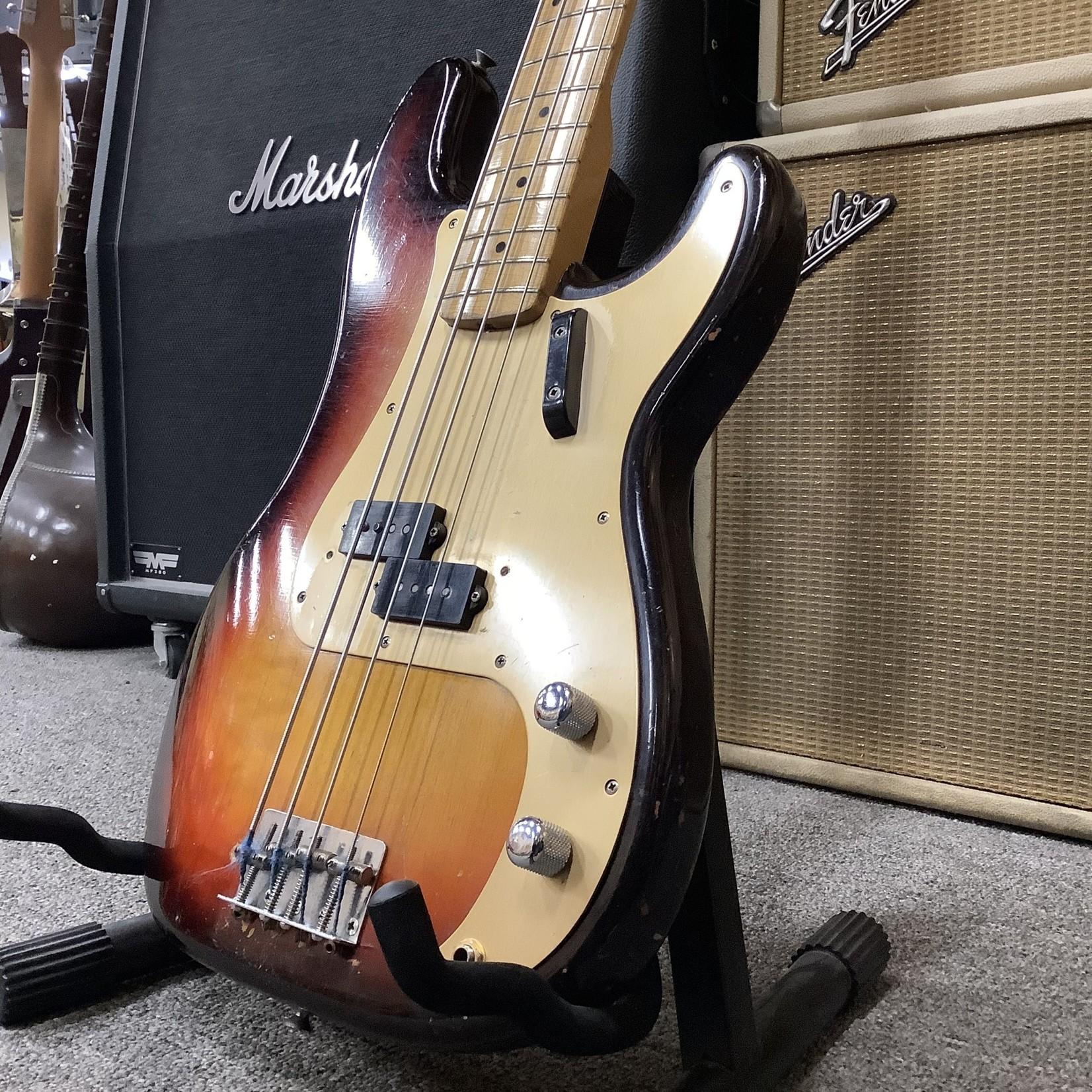 Fender 1958 Fender P-Bass Sunburst