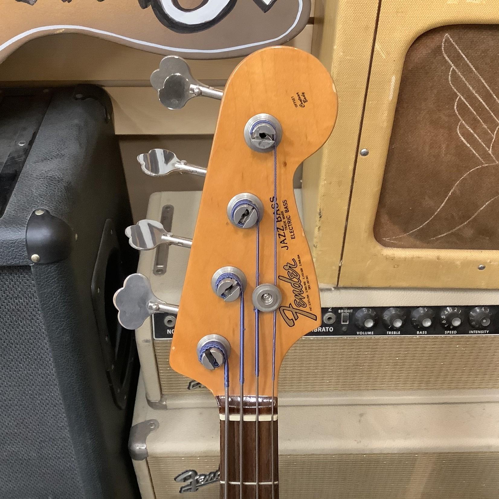Fender Fender American Vintage '62 Reissue Jazz Bass Black