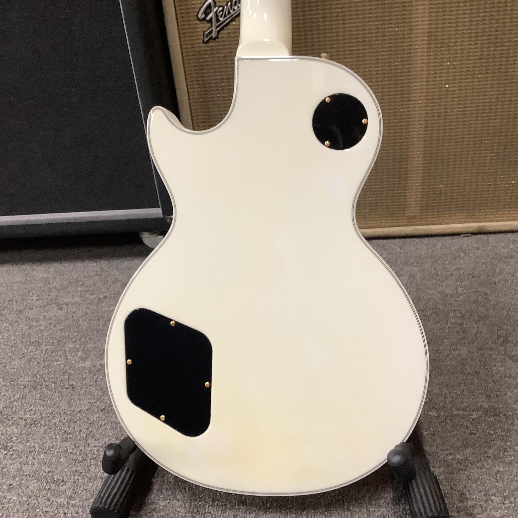 Gibson Gibson Les Paul Custom Shop White
