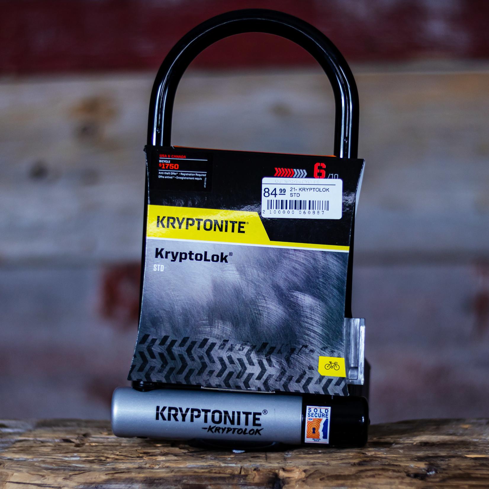 Kryptonite New-U - KryptoLok Standard
