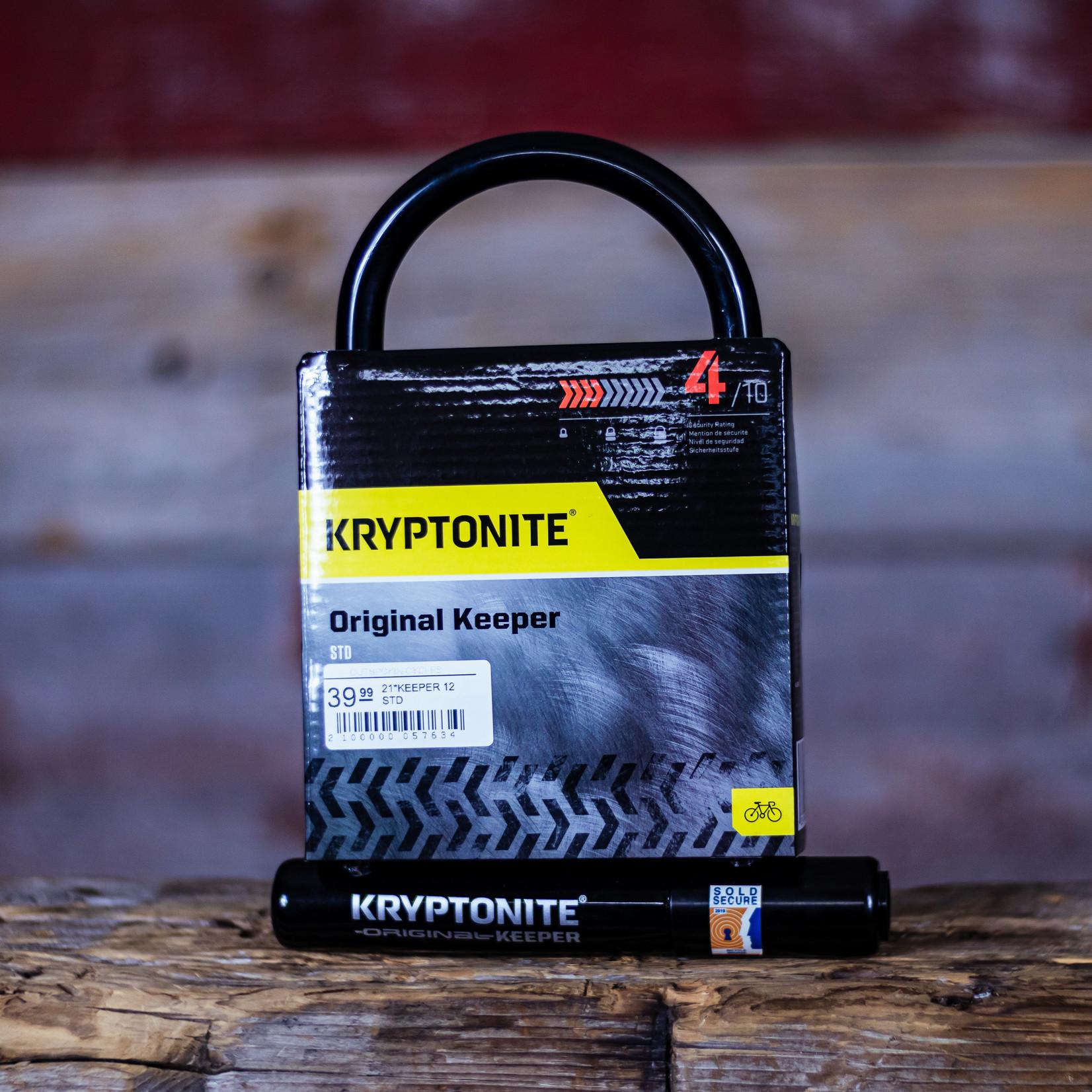 Kryptonite Original Keeper Standard