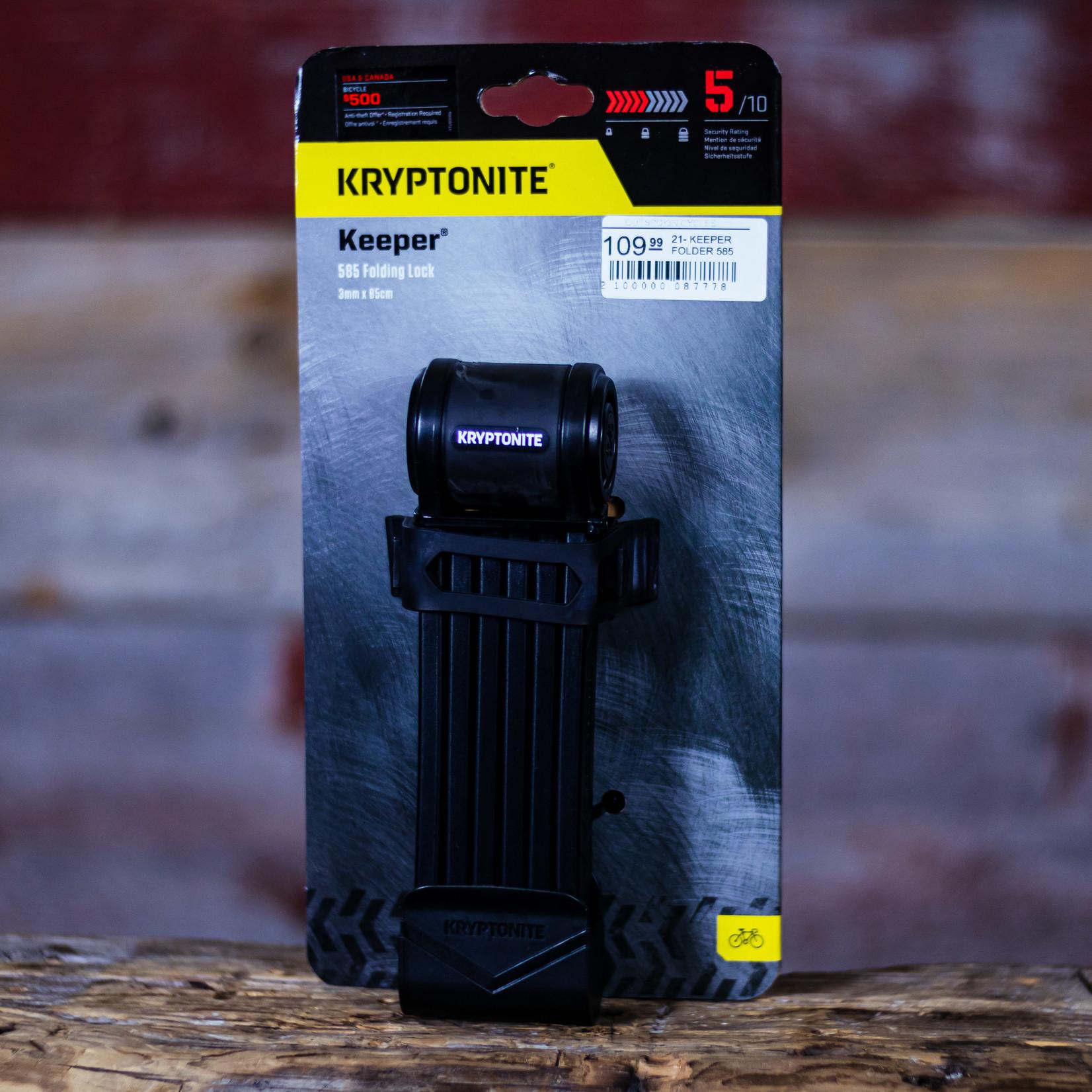 Kryptonite Keeper 585 Fold