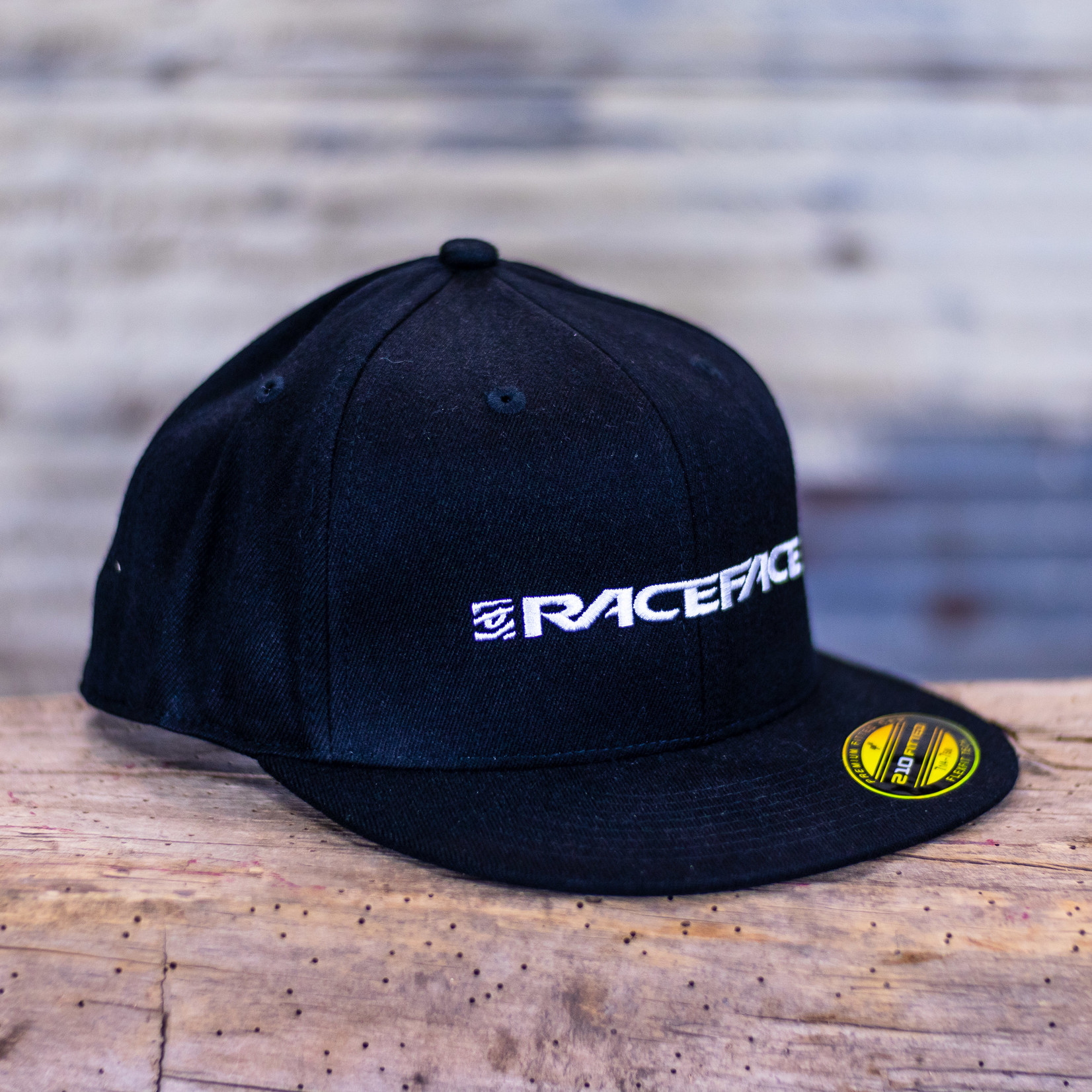 Race Face Classic Logo Fitted Hat