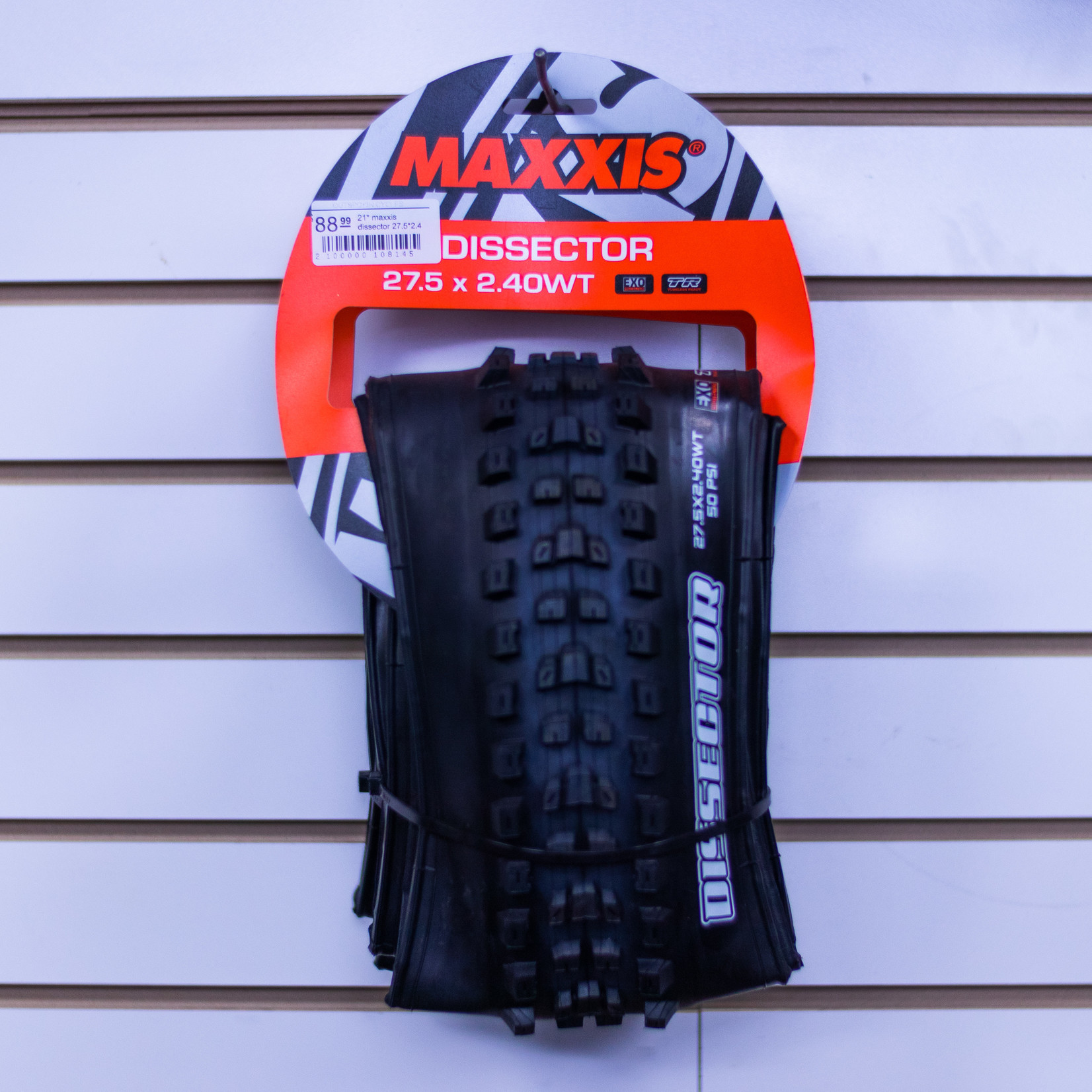 Maxxis Dissector 27.5 x 2.40WT