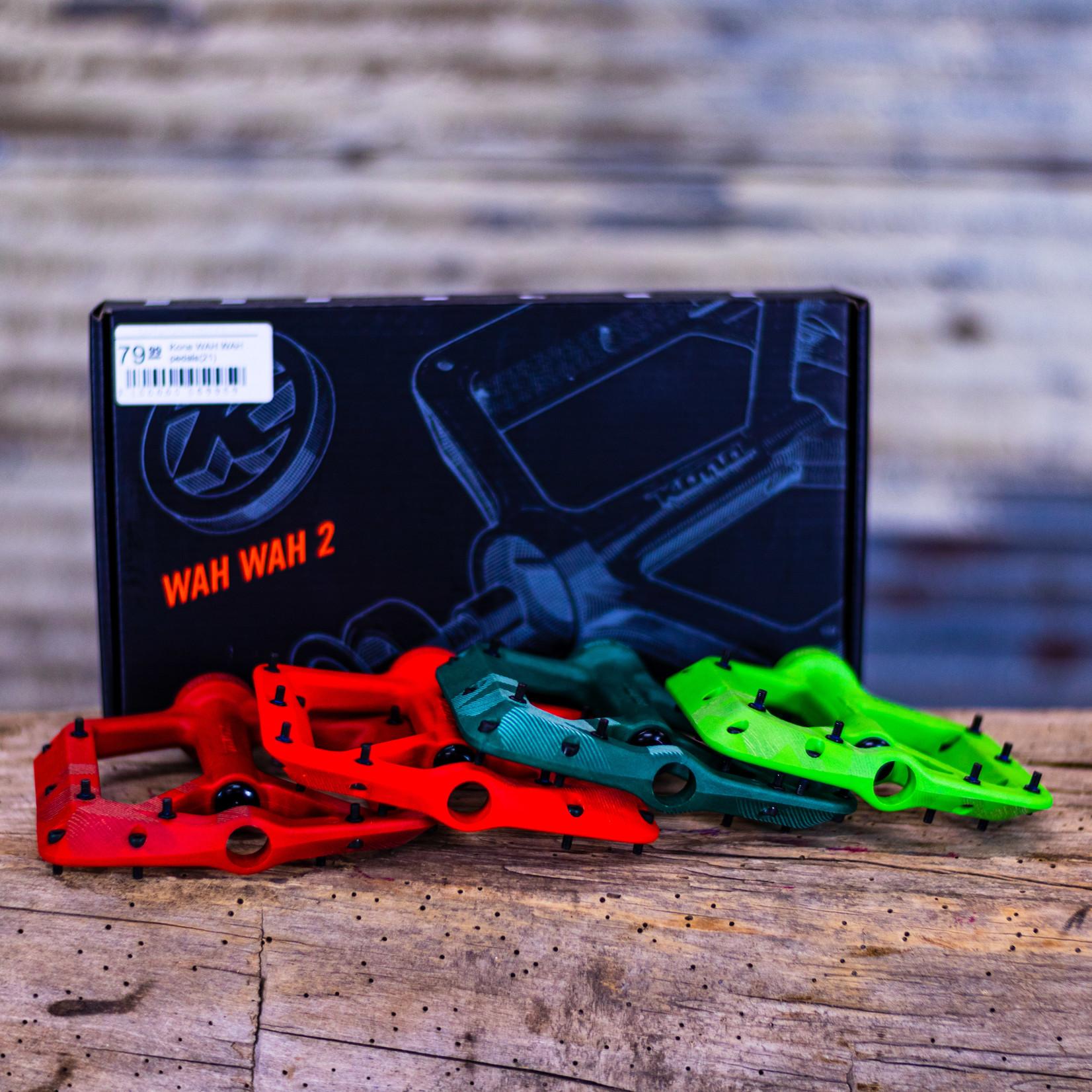 Kona Wah Wah Composite Pedal