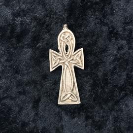 Celtic Ankh Pendant in Bronze