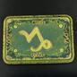 OMEN Capricorn Pendulum Board in Earth Green and Gold
