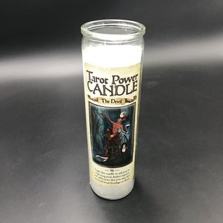 Tarot Power Candle - The Devil
