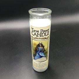 Tarot Power Candle - The Priestess