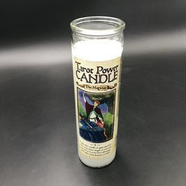 Tarot Power Candle - The Magician