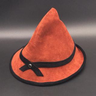 OMEN La Sorciere Witch Hat in Rust